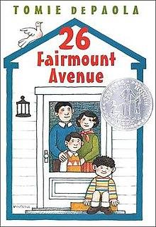 220px-26_Fairmount_Ave_Book_Cover