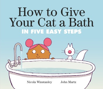 how to give your cat a bath 0 (cover)
