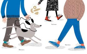shoe-sweater