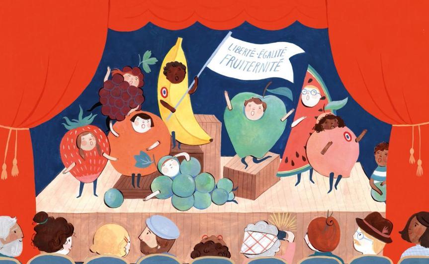 fruit chorus