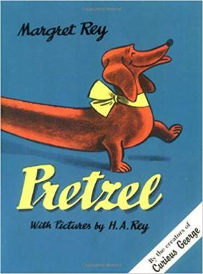 pretzel cover