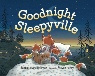 GoodnightSleepyville_cover