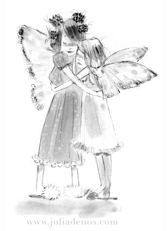 fairy hug